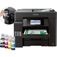 Epson EcoTank ET-5850 Jato de tinta A4 4800 x 2400 DPI 32 ppm Wi-Fi